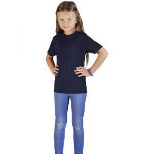 Promodoro UV-Performance T-shirt Enfants, 140, bleu marine