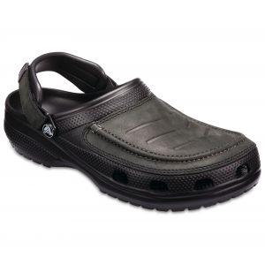 Crocs Yukon Vista Clog M, Sabots Homme, Noir Black 060b, 45/46 EU