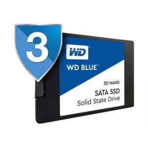 Western Digital WDS100T2B0A - SSD WD Blue 3D NAND 1 To SATA III