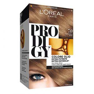 L'Oréal Prodigy Colorazione Permanente 7.0 Mandorla Biondo