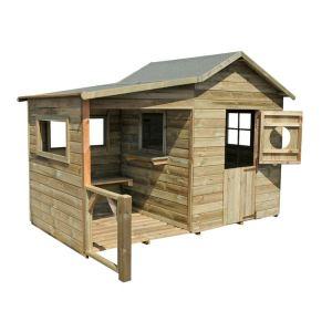 Image de Cerland Hacienda - Maisonnette en bois