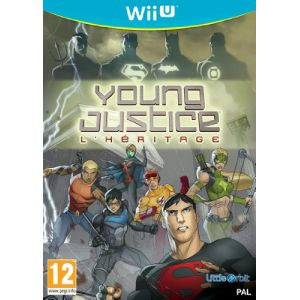 Young Justice : Legacy [Wii U]