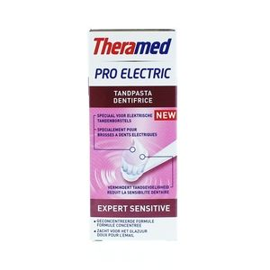 Teraxyl Pro Electric - Dentifrice spécifique pour brosse à dent électrique