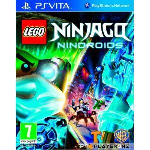 Lego Ninjago Nindroids [import europe] [PS Vita]