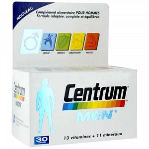 Centrum Men - 30 comprimés
