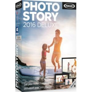 Photo Story 2016 deluxe [Windows]
