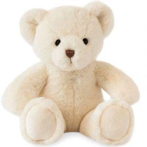 Histoire d'ours Peluche Ours titours blanc 34 cm