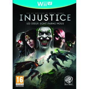 Injustice : Les Dieux sont Parmi Nous [Wii U]