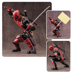 Kotobukiya Statue Marvel Now! Deadpool New Artfx