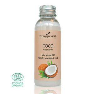 La Compagnie des Sens Huile vierge de Coco Bio