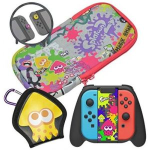 Hori Splat Pack Deluxe Splatoon 2 - Pack d'accessoires pour Nintendo Switch