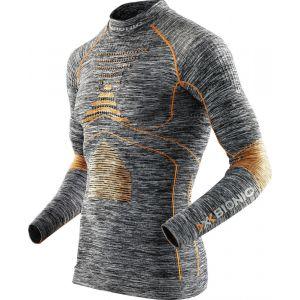 X-Bionic Accumulator Evo Melange Sous-vêtement Homme gris/orange XS/S/M Maillots de corps