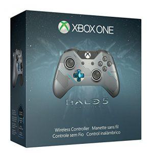 Microsoft Manette sans fil Xbox One Halo 5