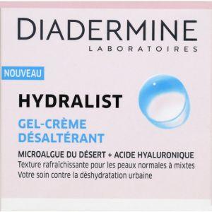 Diadermine Hydralist Gel crème désaltérant 50 ml