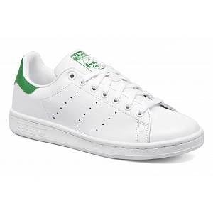 Adidas Stan Smith chaussures blanc vert 38 2/3 EU