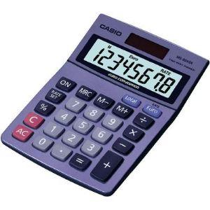 Casio MS-80VER - Calculatrice de bureau avec Conversion monétaire