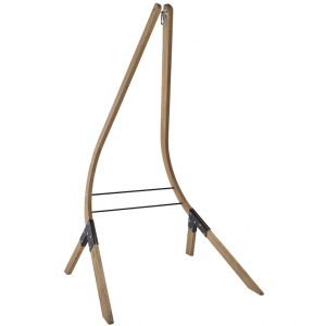 La Siesta Support en bois pour chaises-hamacs basic VELA