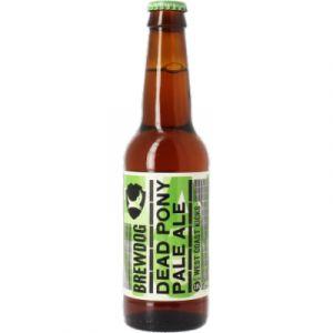 Brewdog Dead Pony Pale Ale - Bière écossaise - 33 cl