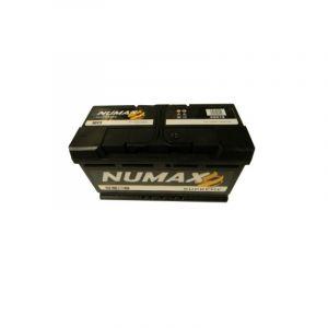 Numax Batterie de démarrage Supreme L5 XS019 12V 100Ah / 920A