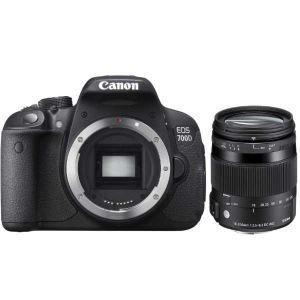 Image de Canon EOS 700D (avec objectif Sigma 18-200mm)