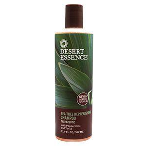Desert Essence Shampooing Melaleuca