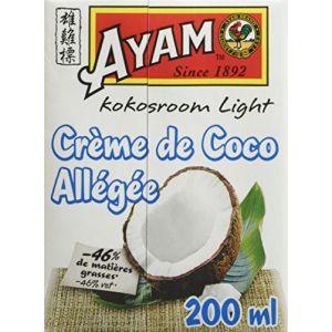 Ayam Crème de Coco Allégée