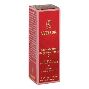 Weleda Huile régénératrice à la grenade 10 ml