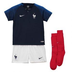 9317f93189537 Nike France Maillot Domicile Coupe du Monde 2018 Kit-Bébé 9-12 mois