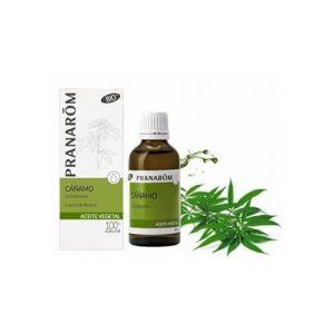 Pranarôm Huile Végétale Chanvre - 50 ml
