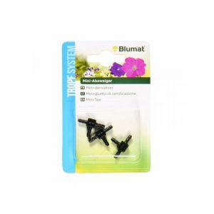 Image de Blumat Irrigation, arrosage T 3mm x 3pcs
