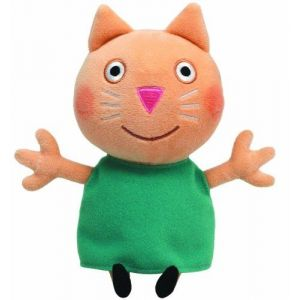 Ty Peluche Peppa Pig : Candy Cat