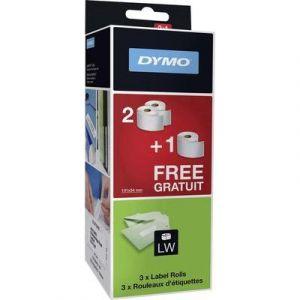Dymo 2015540 Bundle 2+1 rolls name badge labels