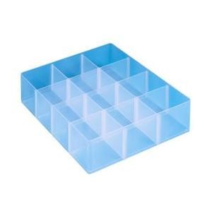 Really useful box LGTRAY12C - Casier 12 compartiments (10x9x9), pour boîte de rangement