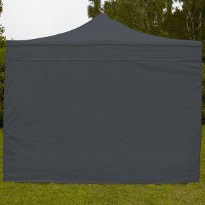 MobEventPro Mur plein tente pliante PRO 40MM 4,5m Gris