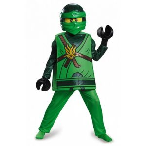 Déguisement deluxe Lloyd Ninjago Lego enfant