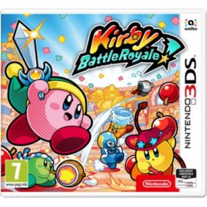 Kirby : Battle Royale sur 3DS