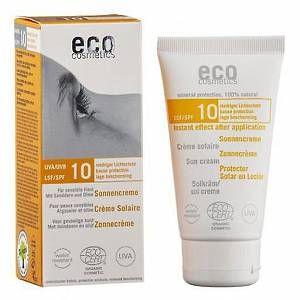 Eco Cosmetics Crème solaire SPF 20