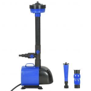 VidaXL Pompe pour fontaine 110 W 3 000 L / h