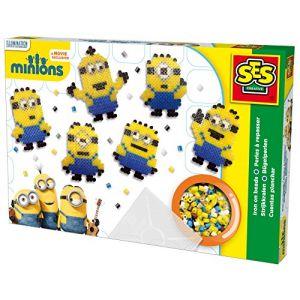 Ses Creative Perles à repasser Minions