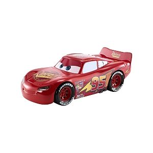 Mattel Véhicule Flash McQueen interactif Cars 3