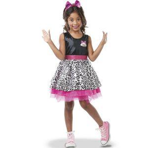 Rubie's Déguisement - LOL - Diva + Serre tête - Taille M (5-6 ans)