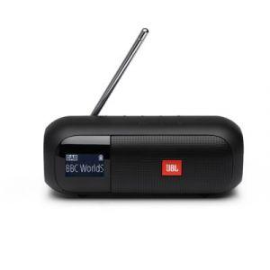 JBL Tuner 2 noir - Radio numérique