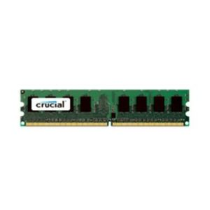 Crucial CT51264BD160BJ - Barrette mémoire 4 Go DDR3 1600 MT/S (PC3-12800)