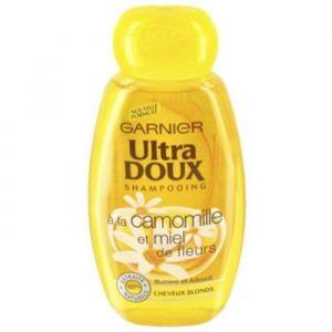 Garnier Ultra doux Shampoing Camomille et miel de fleurs