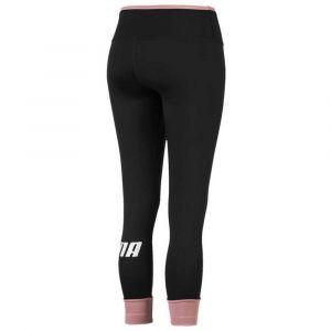 Puma Modern Sport Collant Femme, Black, FR : L (Taille Fabricant : L)