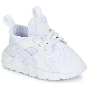 Nike Chaussure Huarache Ultra pour Petit enfant - Blanc - Taille 19.5