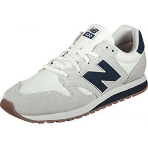 New Balance U520 chaussures beige bleu gris 44 EU