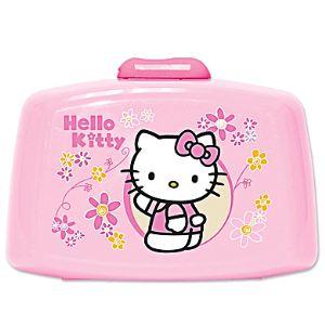 Boîte à sandwich Hello Kitty en plastique