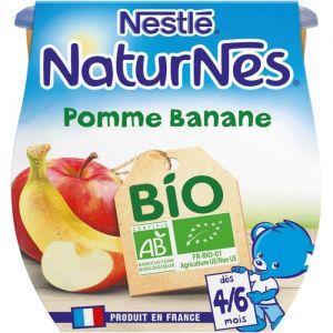 Blédina Compotes pomme banane bio