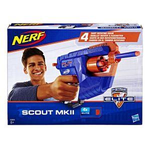 Hasbro Pistolet Nerf Elite Scout MKII